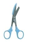 5-702 Miltex Nurse's Scissor 5-1/2 Blue