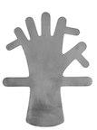 PM-4480 Miltex Framer Adult Hand Splint