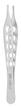 6-124XL Miltex Brown-Adson Forceps 7X7T Fen