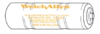 72300 Welch Allyn 3.5 V Rechargeable Battery