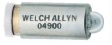 04900-U Welch Allyn 3.5v Halogen Lamp (Bulb)