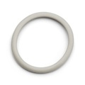 5079-185 Welch Allyn Harvey Elite Pediatric Diaphragm non-chill rim Gray