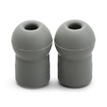 5079-233 Welch Allyn Comfort Sealing Eartips Gray Large