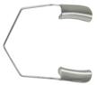18-18 Miltex Barrq Wire Spec Solid Lrg