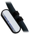 4-BLK Two-Sided ID Tag Black