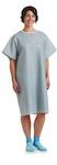 1120 Patient Gown Unisex One Size Tie Back