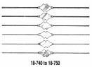 18-750 Miltex Bowman Lacrmal Probe  7-8