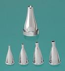 19-10 Miltex Gruber Ear Spec Set &Case