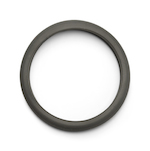 5079-127 Welch Allyn Harvey Elite Pediatric Diaphragm non-chill rim Black