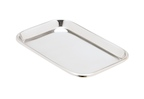 3-926 Miltex Mayo Tray Non-Perforated