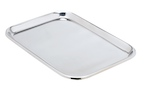 3-927 Miltex Mayo Tray Non-Perforated