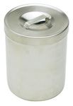 3-953 Miltex Dressing Jar/Cover, 1/2Qt
