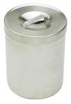 3-953 Miltex Dressing Jar/Cover, 1/2Qt