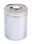 3-954 Miltex Dressing Jar/Cover, 2Qt