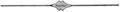MH18-750 Miltex MH Bowman Lac Probe 7-8