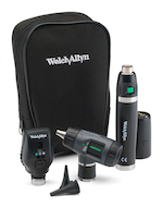 97201-MSL Welch Allyn 3.5 V MacroView Diagnostic Set Soft Case with LED Lamp