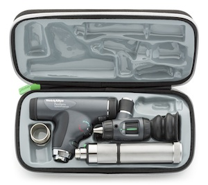 97800-MC Welch Allyn 3.5 V PanOptic MacroView Diagnostic Set