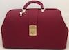 PI35116-CLR Polyfabric Intern Bag Burgundy