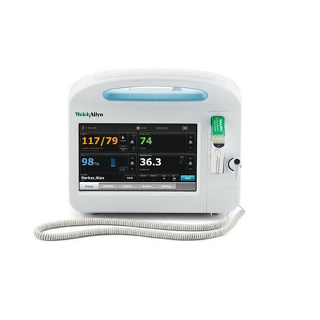 68NCTX-B Welch Allyn CVSM 6800 - Blood Pressure, SpO2 Nellcor
