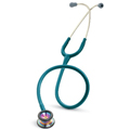 2153 3M Littmann Classic II Pediatric Stethoscope Rainbow/Caribbean Blue