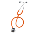 2155 3M Littmann Classic II Pediatric Stethoscope Orange