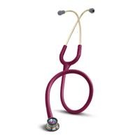 2157 3M Littmann Classic II Infant Stethoscope Rainbow/Raspberry