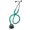 2837 3M Littmann Classic II S.E. Stethoscope Smoke Emerald