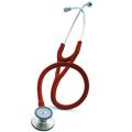 3140 3M Littmann Cardiology III Stethoscope Red