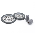 40017 3M™ Littmann® Stethoscope Spare Parts Kit, Classic III™, Gray
