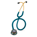 5807 3M Littmann Classic III Stethoscope Rainbow Caribbean Blue