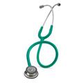 5840 3M Littmann Classic III Stethoscope Emerald