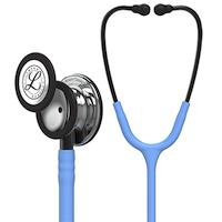 5959 3M™ Littmann® Classic III™ Stethoscope Mirror Chestpiece Ceil Blue