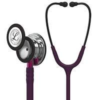 5960 3M™ Littmann® Classic III™ Stethoscope Mirror Chestpiece Plum