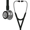 6152 3M Littmann Cardiology IV Diagnostic  Stethoscope Black