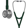6155 3M Littmann Cardiology IV Diagnostic  Stethoscope Hunter Green
