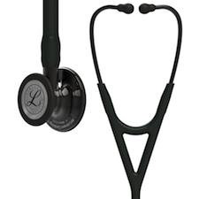 6162 3M Littmann Cardiology IV Diagnostic  Stethoscope Smoke