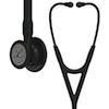 6163 3M Littmann Cardiology IV Diagnostic  Stethoscope Black Finish
