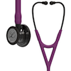 6166 3M Littmann Cardiology IV Diagnostic  Stethoscope Smoke/Plum