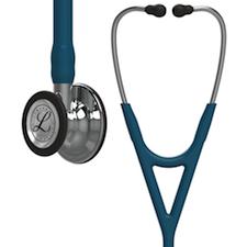 6169 3M™ Littmann® Cardiology IV™  Diagnostic Stethoscope Mirror Finish Caribbean