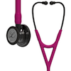 6178 3M Littmann Cardiology IV Diagnostic  Stethoscope Smoke/Raspberry