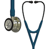 6190 3M™ Littmann® Cardiology IV™ Diagnostic  Stethoscope Champagne Finish Caribbean Smoke
