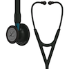 6201 3M Littmann Cardiology IV Diagnostic Stethoscope Black Blue Stem