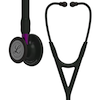 6203 3M Littmann Cardiology IV Diagnostic Stethoscope Black Violet Stem