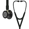 6204 3M™ Littmann® Cardiology IV™ Diagnostic Stethoscope Smoke Black Champagne Stem