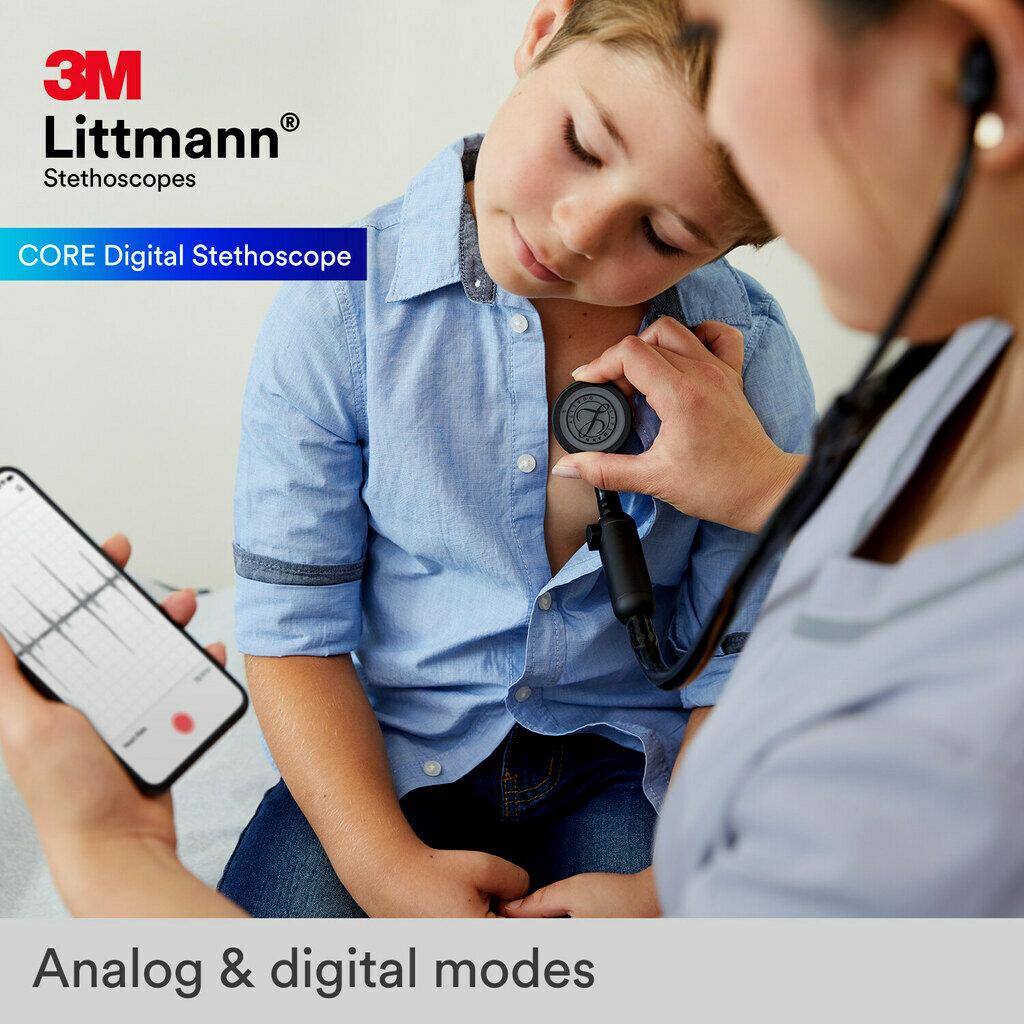 8870 3M™ Littmann® CORE Digital Stethoscope