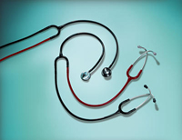 2138 3M Littmann Classic II SE Teaching Stethoscope