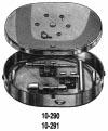 10-290 Miltex Nabatoff Strip Set & Case