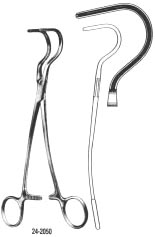 24-2050 Miltex Wylie J-Shape Vas Clamp 9