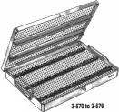 3-570 Miltex Micro Case 8-1/2X8X1-1/4