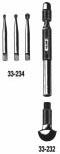 33-232 Miltex Finger Nail Drill W/Chuck